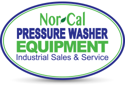 Nor-Cal Pressure Washer Equipment Logo